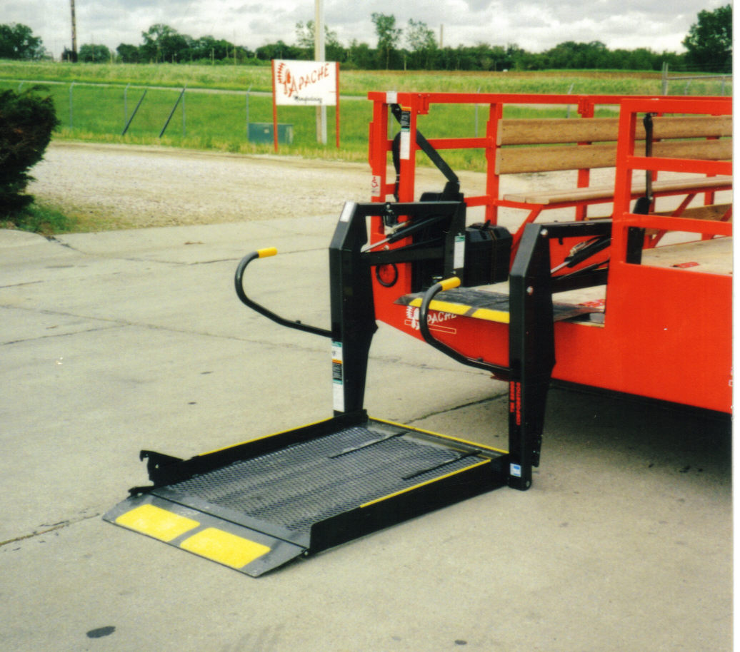 Wheelchair Lift